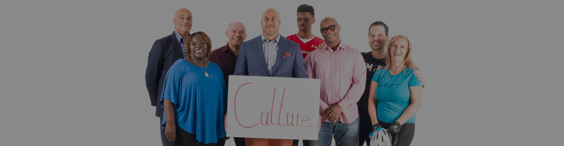 Diversity Leadership Alliance Team - Culture Sign