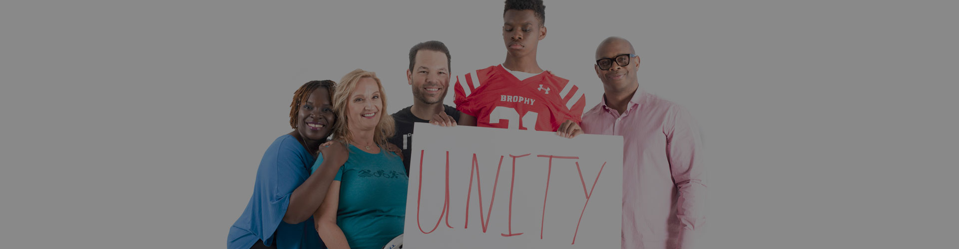 Diversity Leadership Alliance Team - Unity Sign